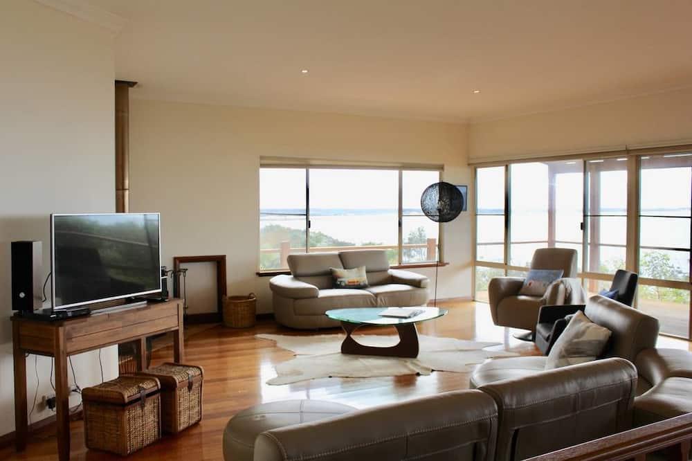 3 Bedroom Beach House  - Living Area