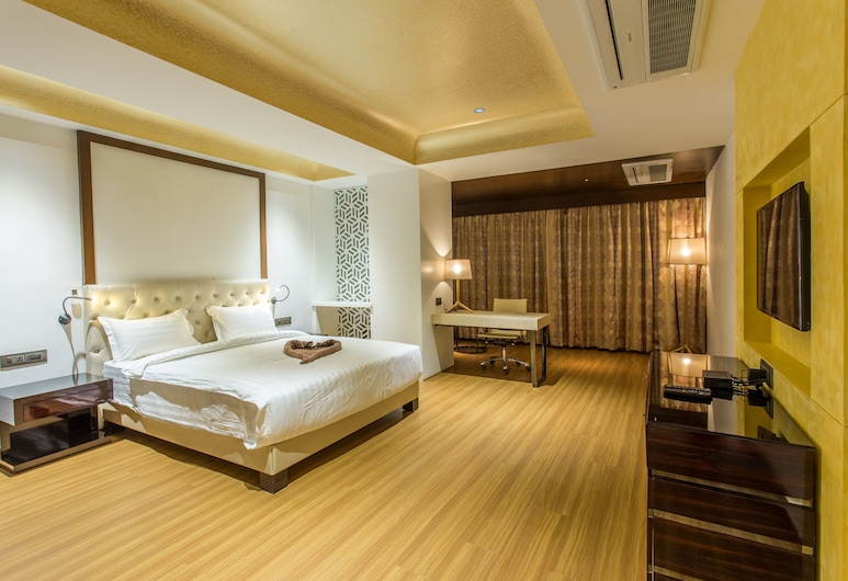 Hotel Abika Elite, Ujjain, Suite, 1 Bedroom, Guest Room