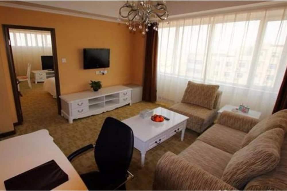 Suite Affaires - Salle de séjour