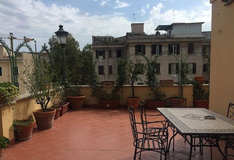 Terrazza Munira, Roma, Terrasse/veranda