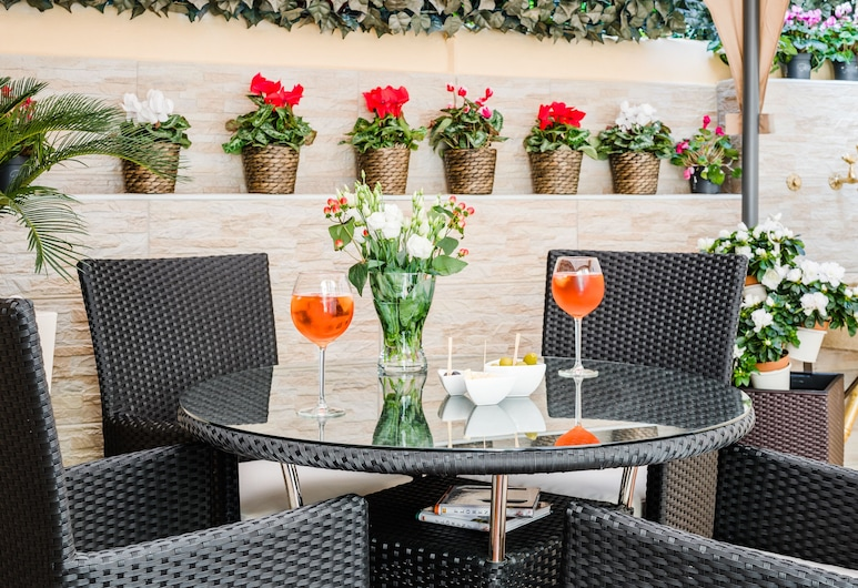 Florence Liona Apartments, Florence, Appartement, 1 chambre, terrasse, Terrasse/Patio