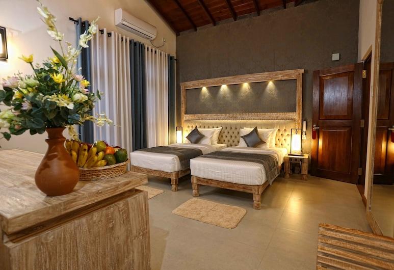 Rivora Residence, Kandy, Deluxe-Doppel- oder -Zweibettzimmer, Zimmer