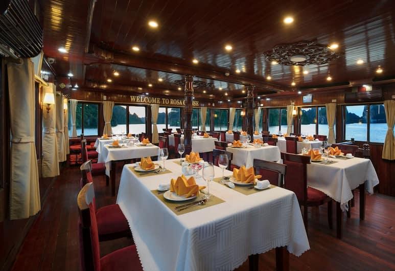 Rosa Boutique Cruise, Ha Long, Sittområde i lobbyn