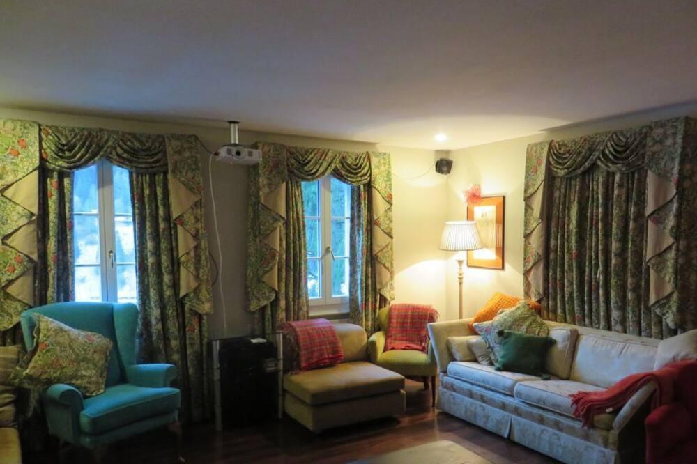 Villa, 6 habitaciones - Sala de estar