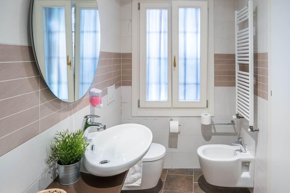 Habitación doble junior (Private External Bathroom) - Baño