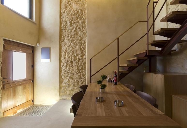 Evans House II, Chania, Villa, Sea View, Living Area