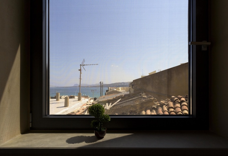 Evans House II, Chaniá, Villa, Vista Mar, Vista do quarto