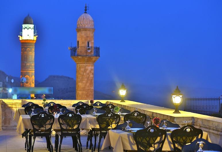 Kaya Ninova Hotel, Mardin, Refeições no exterior