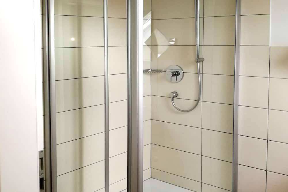 Habitación individual clásica - Ducha en el baño