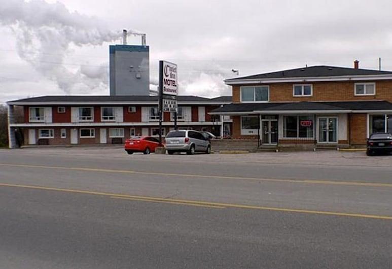 Chalet Inn Motel, Dryden, Hotel Front
