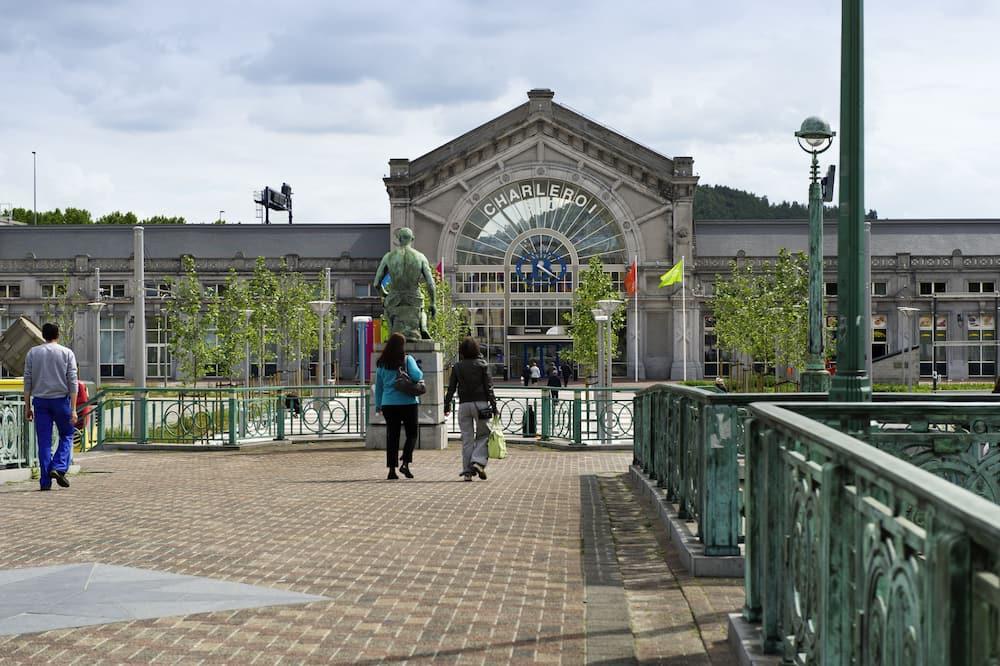 Udendørsareal