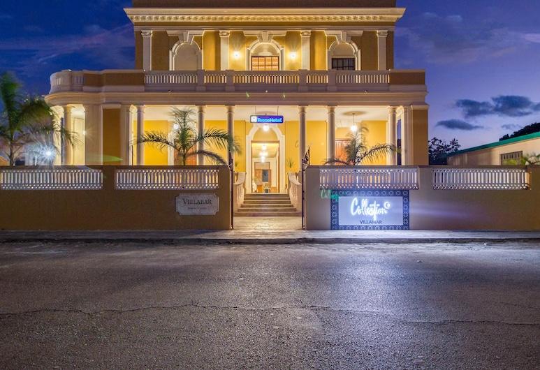 Collection O Tecnohotel Casa Villamar, Progreso, Fachada del hotel de noche