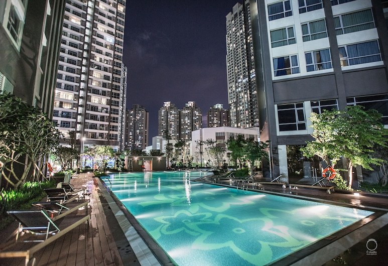 Vinhomes Central Park - managed by Apartmentel, Ho Chi Minh City