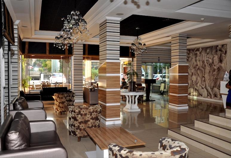 ANITPARK Hotel, Ankara, Lobby Sitting Area