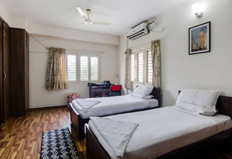 Catalyst Suites-JP Nagar, Bengaluru, Business Single Room, Accessible, City View, Room