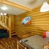 Kır Evi, 2 Yatak Odası - Oturma Alanı