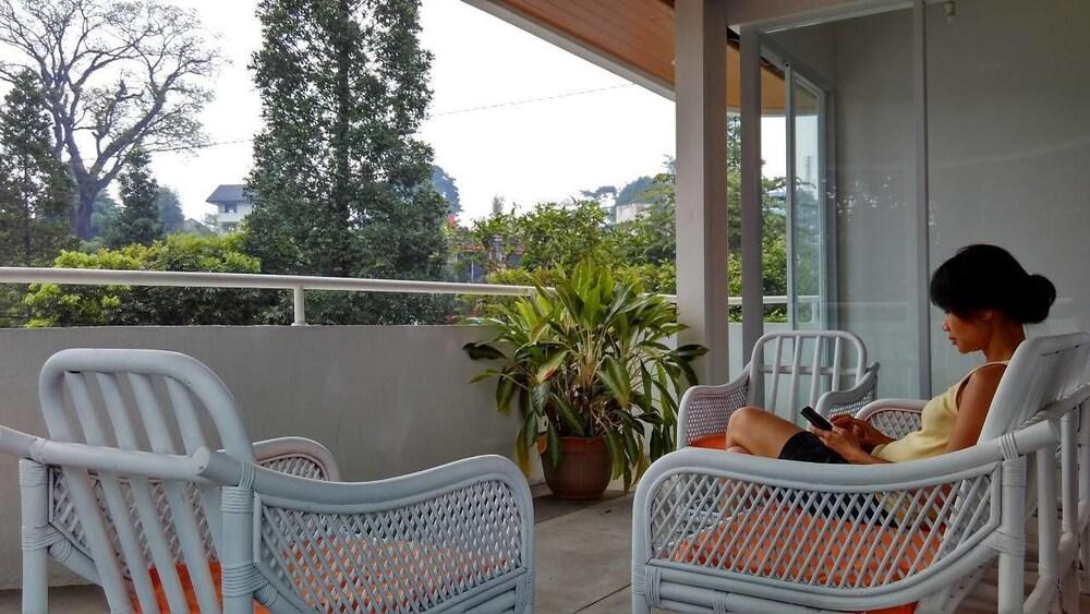 Hotel Bukit Juanda Bandung Balcony View