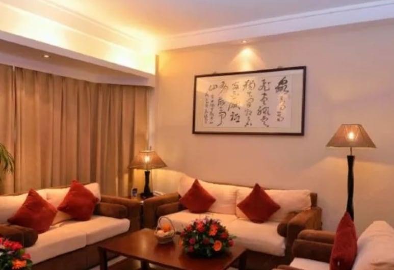 廣彩城酒店, 東莞市, 高級套房, 客廳