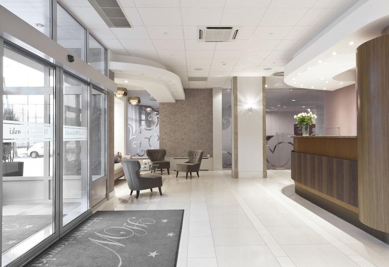 Hotel Witkowski, Warszawa, Recepcja