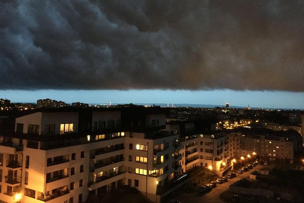 Apartament typu Deluxe (Panoramiczna 12) - Pokój