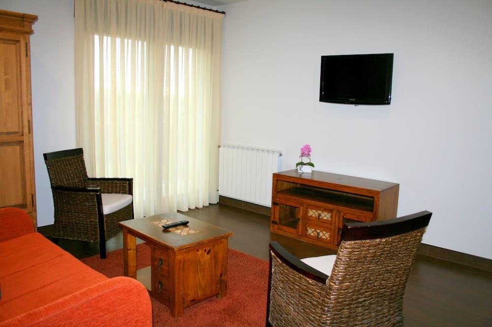 Dvojlôžková izba typu Superior, 2 spálne - Obývačka