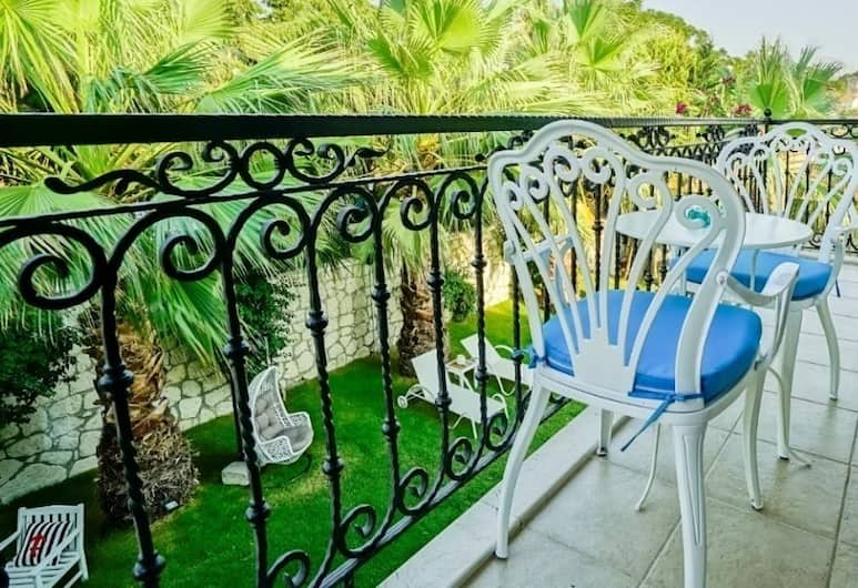 Alacati Private Hotel, Cesme, Deluxe Double Room, Balcony