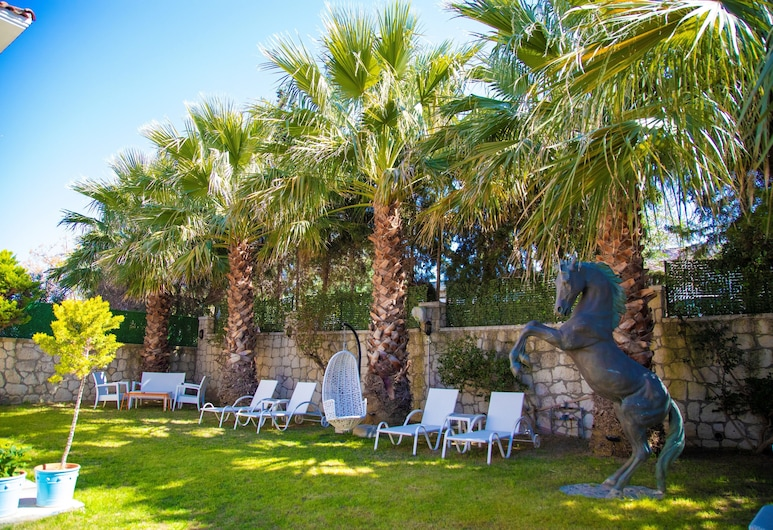 Alacati Private Hotel, Çeşme, Bahçe