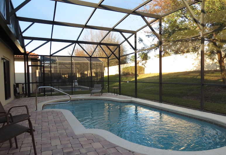 Kissimmee Maingate Area Pool Homes by SVV, Kissimmee, Outdoor Pool