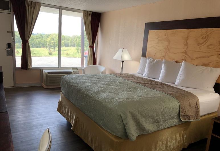 Hotel Lexihill, Lexington, Kamar, 1 Tempat Tidur King, Kamar Tamu