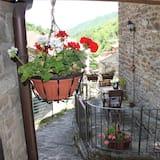 公寓, 1 間臥室, 花園景 - 露台