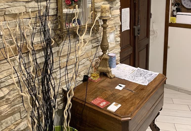 Guest House Biffi Simone, Florence, Area Keluarga