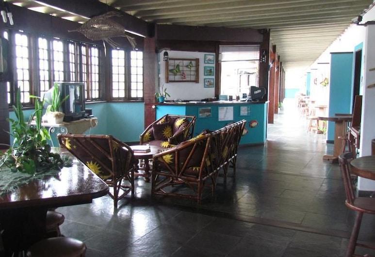Pousada Costa Verde, Ubatuba, Λόμπι