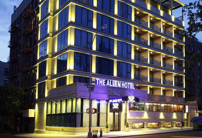 The Allen Hotel, New York