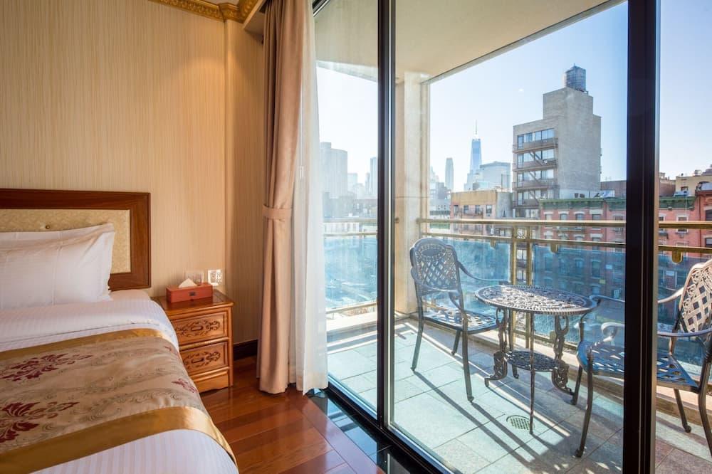 Habitación Deluxe, 1 cama King size, balcón - Habitación