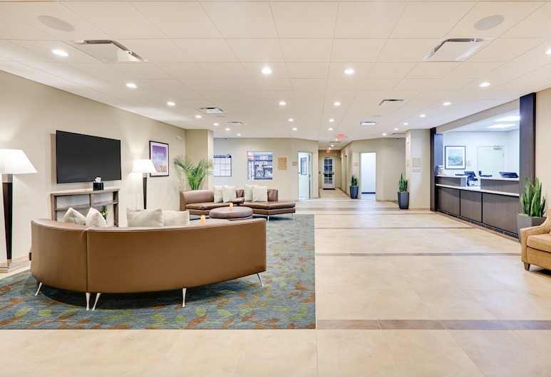 Candlewood Suites Farmers Branch, Farmers Branch, Lobby