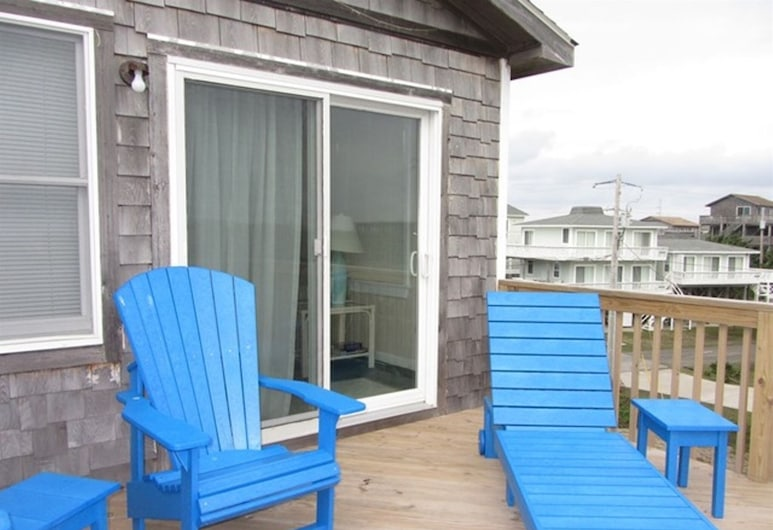 Two By The Sea-a 2 Bedroom Cottage, Avon, Huvila, 2 makuuhuonetta, Parveke