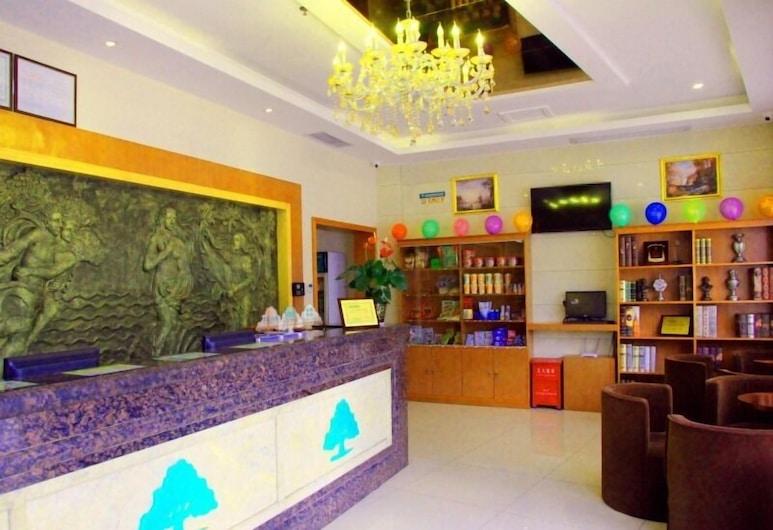 Greentree Inn Shenzhen Longguan Rord Tianhong, Shenzhen, Reception