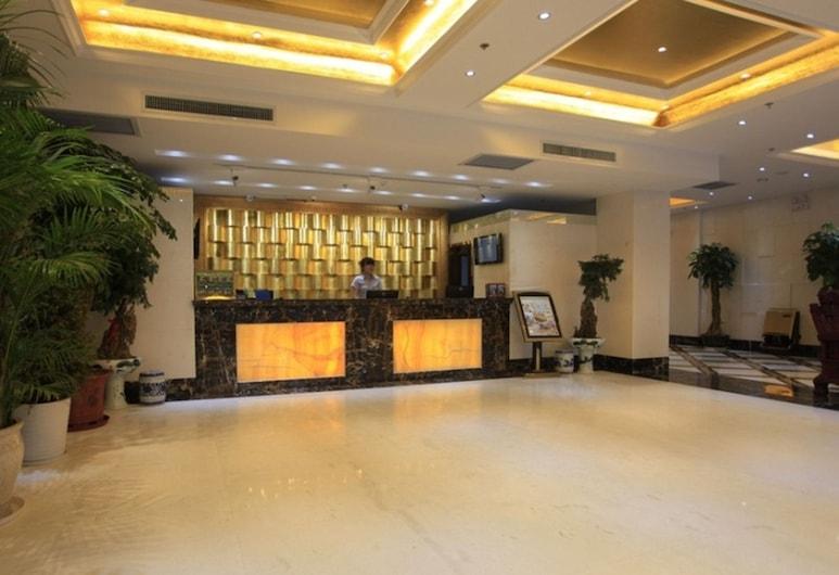 GreenTree Inn North WeiHai Station North International Bathing Beach Hotel, Weihai, Resepsiyon