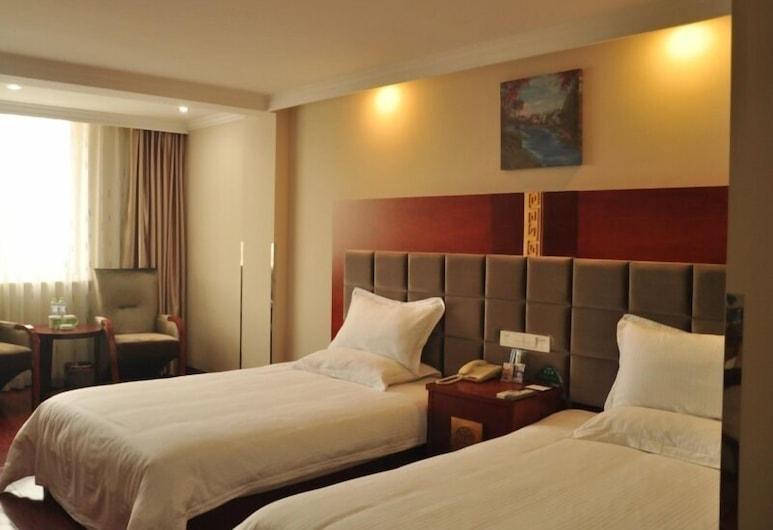 โรงแรมกรีนทรีอินน์ เอ็กซ์เพรส ไท่โจว สถานีขนส่งเทียนไถ, ไท่โจว, ห้องพัก