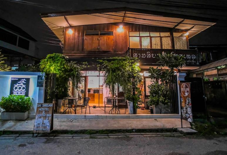SamSibSan Hostel, Chiang Mai, Hótelframhlið