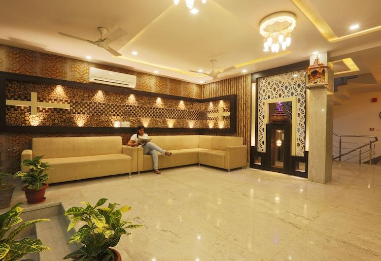 Hotel ARCH, New Delhi, Lobby Sitting Area