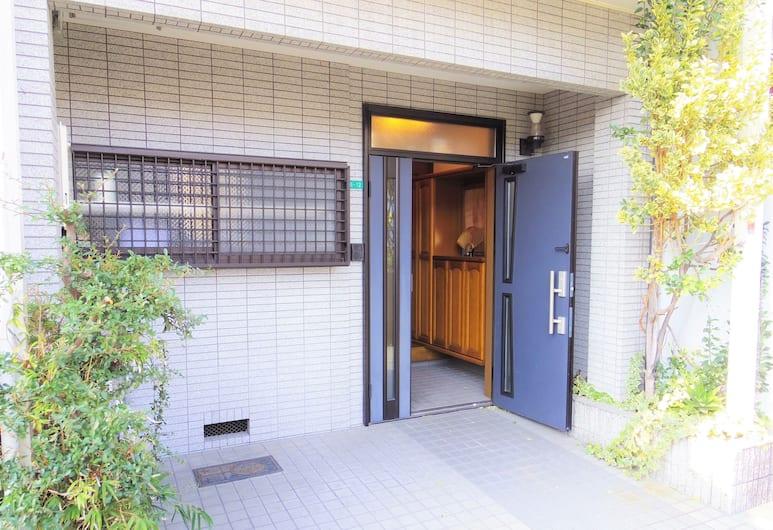 ナオズゲストハウス Ⅰ, 大阪市, 施設の入り口