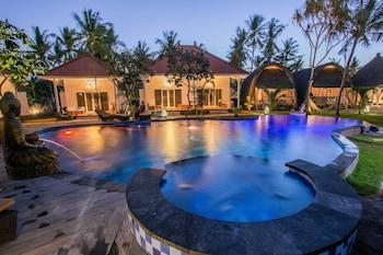 藍夢島山海揚灣別墅酒店的圖片