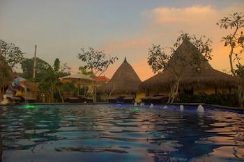 Obrázek hotelu Sanghyang Bay Villas ve městě Ostrov Lembongan