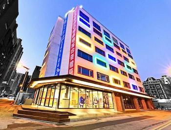 A(z) Whoops Hotel hotel fényképe itt: Taichung