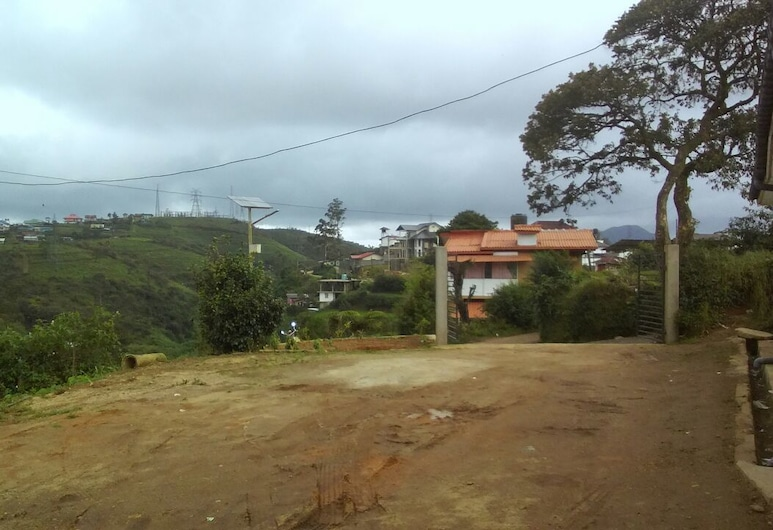 East Mount Villa, Nuwara Eliya, Naktsmītnes teritorija