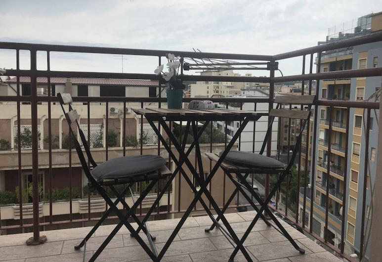 B&B 칼리아리 아리오스토, 칼리아리, 슈피리어룸, 침실 1개, 앙스위트, 타워, 발코니