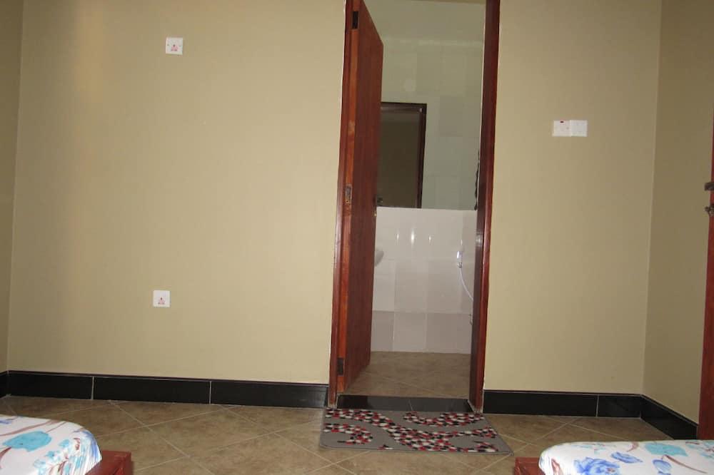 Standard-Zweibettzimmer - Wohnbereich