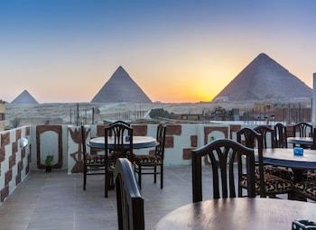 Kahire bölgesindeki Giza Pyramids Inn resmi