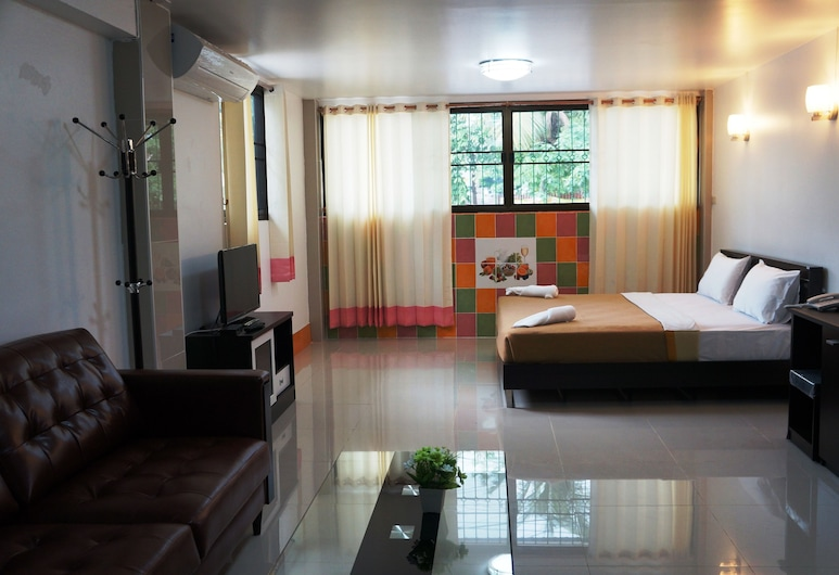 Noble House 2, Chiang Mai, Chambre Double Deluxe, Chambre
